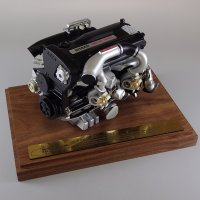 RB26DETT エンジン 1/6 scale MODEL(BNR32)