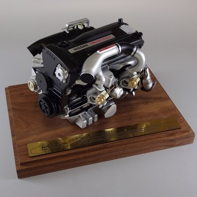 画像1: RB26DETT エンジン 1/6 scale MODEL(BNR32)
