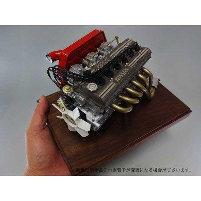 画像2: ハコスカ S20 1/6 スケールエンジンモデル