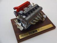 ハコスカ S20 1/6 スケールエンジンモデル