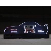SKYLINE GTR LEDオーナメント(BNR32)