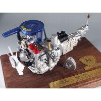 コスモスポーツ ロータリーエンジンL10B