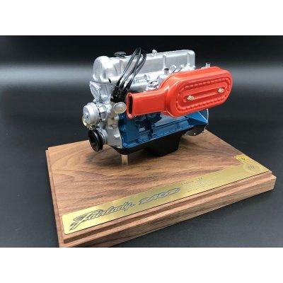 画像1: nissan L24 1/6scaleエンジンモデル