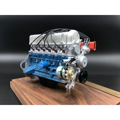 画像2: nissan L24 1/6scaleエンジンモデル