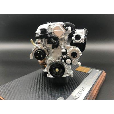 画像2: 1/6scale エンジンモデル ND型ロードスター「P5-VP」