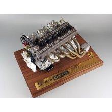 他の写真1: ハコスカ S20 1/6 スケールエンジンモデル